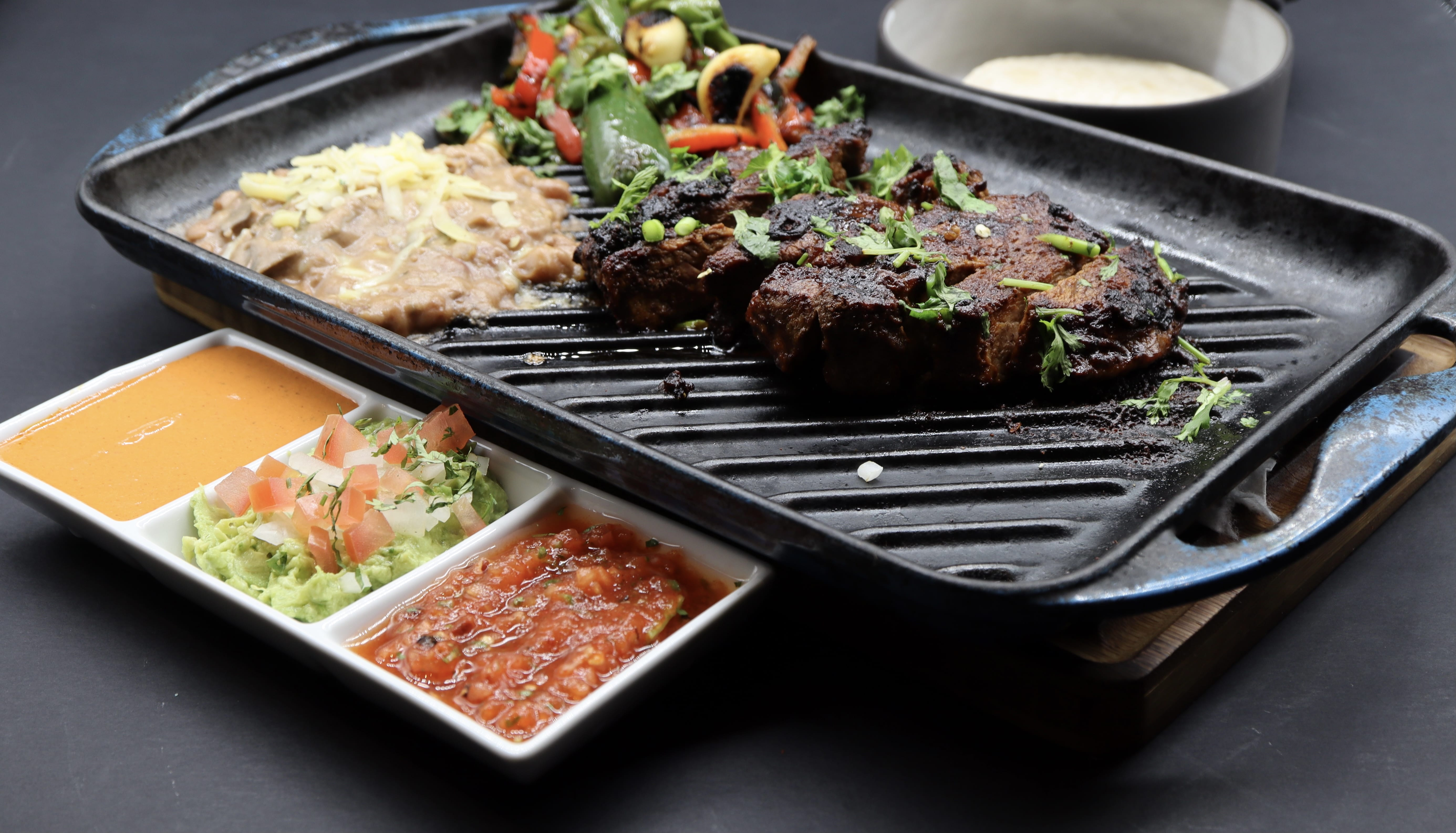 Rib-Eye-Fajitas